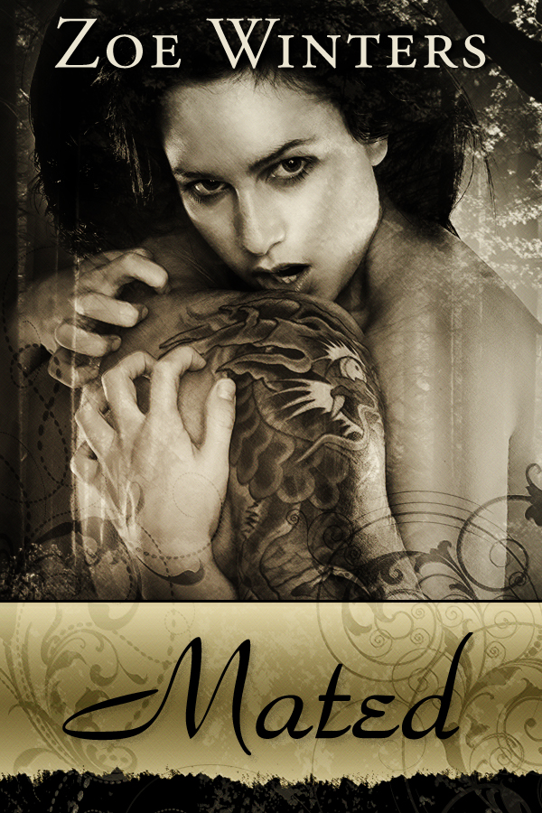 Mated (Paranormal Romance/Urban Fantasy: Blood Lust Novella 3)