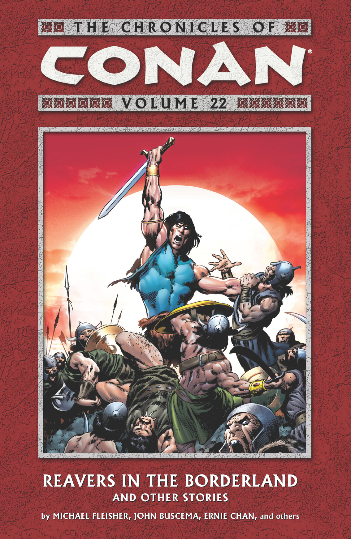 Chronicles of Conan Volume 22