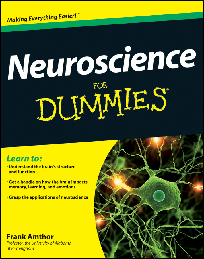 Neuroscience For Dummies By: Frank Amthor