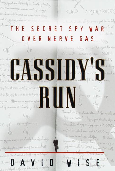 Cassidy's Run By: David Wise
