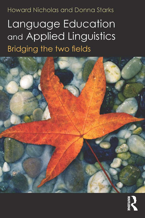 Language Education and Applied Linguistics: bridging the two fields Bridging the two fields