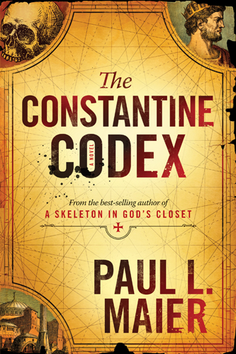 The Constantine Codex By: Paul L. Maier