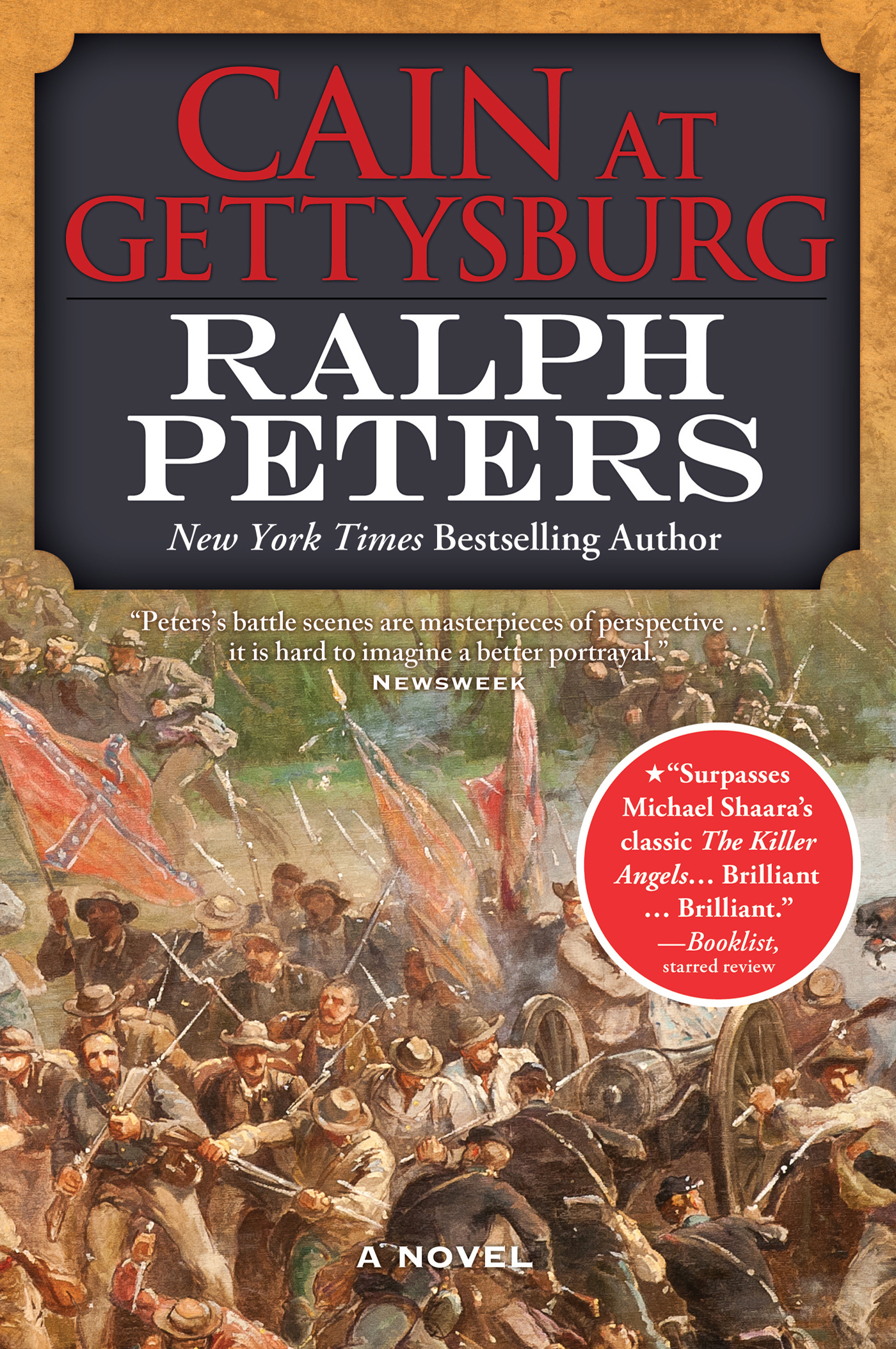 Cain at Gettysburg By: Ralph Peters