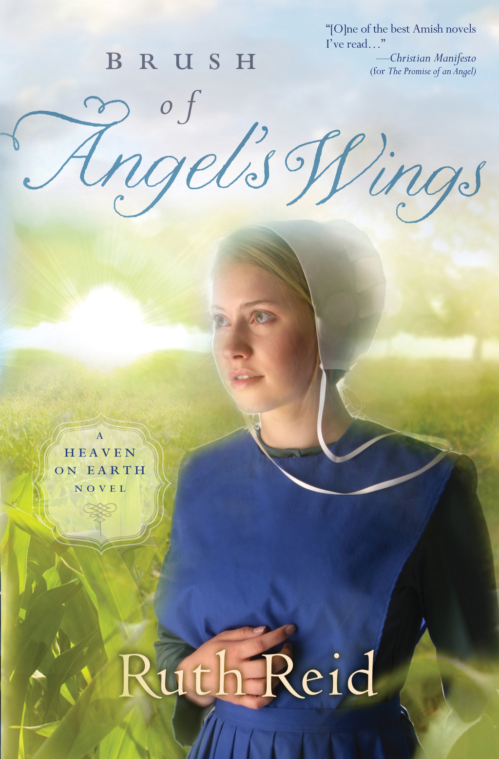 Brush of Angel's Wings By: Ruth Reid
