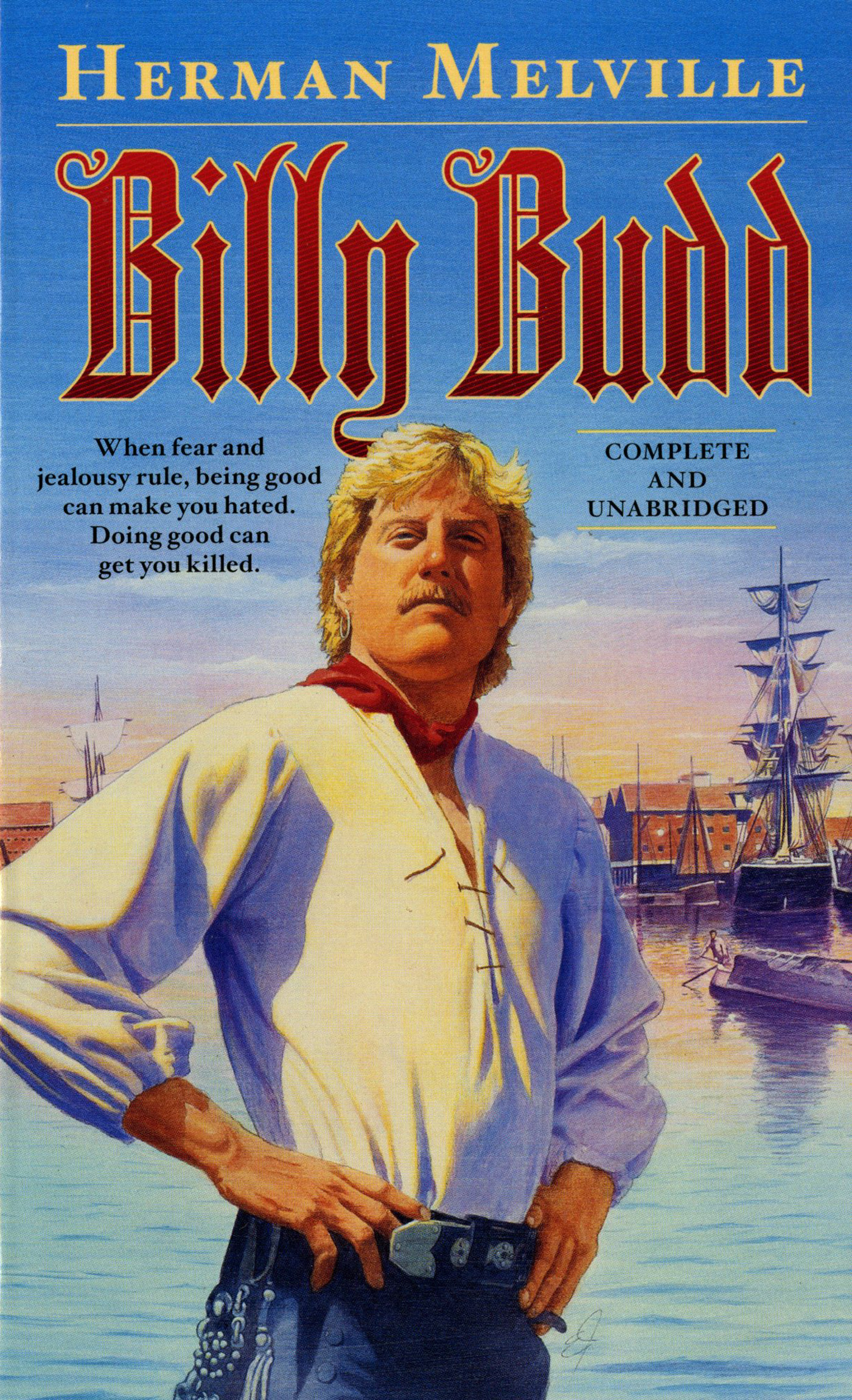 Cover Image: Billy Budd