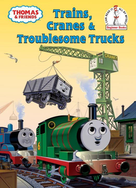 Trains, Cranes and Troublesome Trucks (Thomas & Friends) By: Rev. W. Awdry,Tommy Stubbs