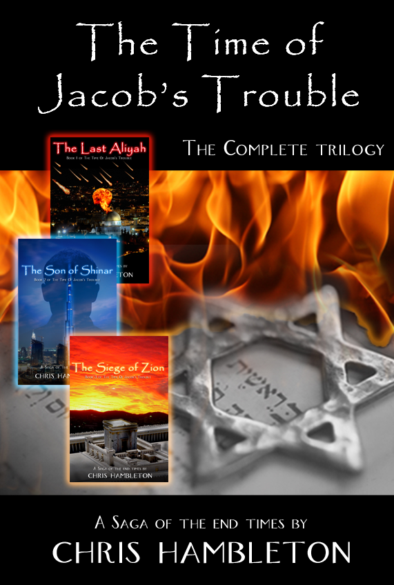 The Time of Jacob's Trouble Trilogy