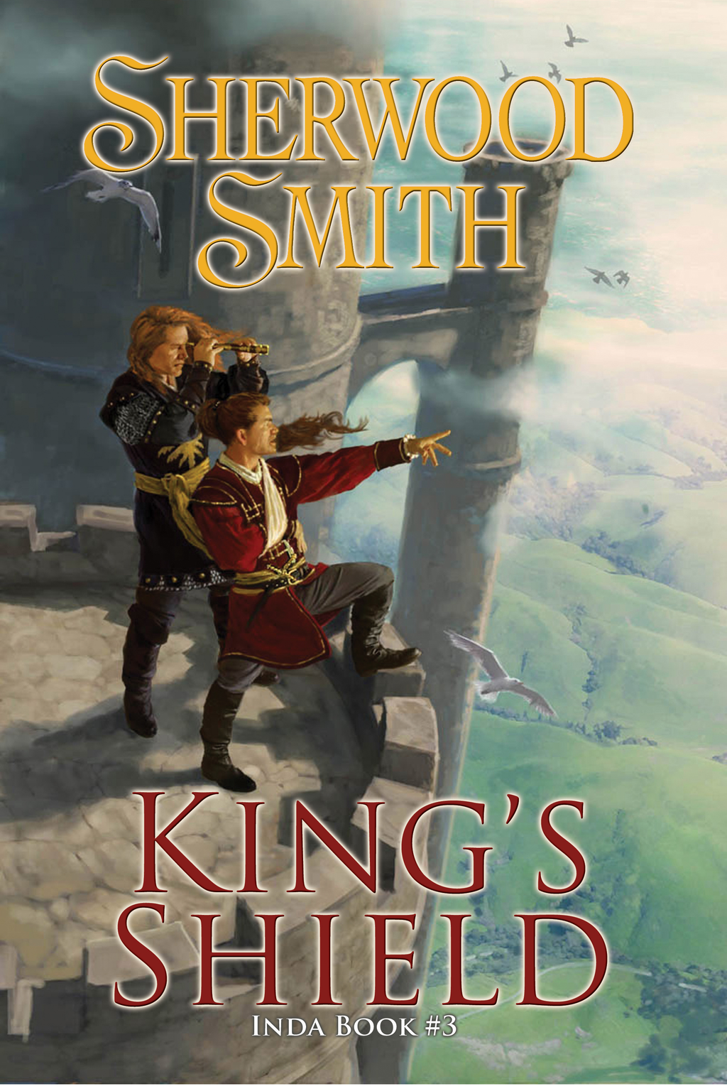 King's Shield By: Sherwood Smith