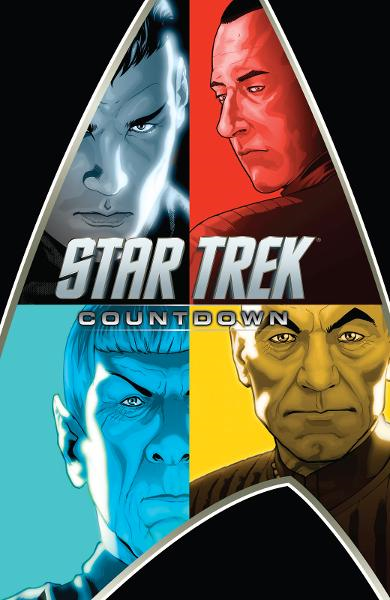Star Trek: Countdown By: Abrams, JJ; Orci, Roberto; Kurtzman, Alex; Jones, Tim; Johnson, Mike; Messina, David;