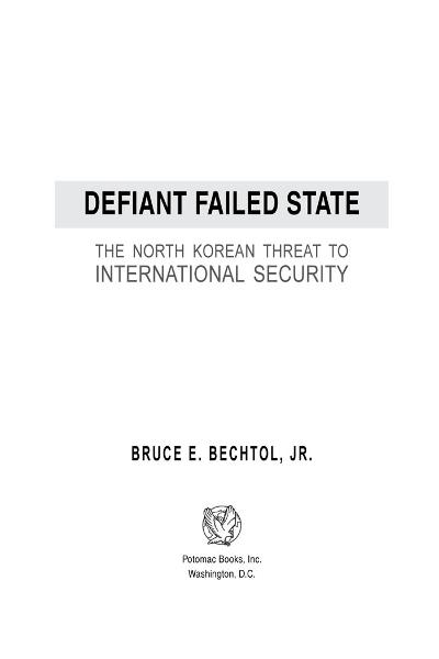Defiant Failed State