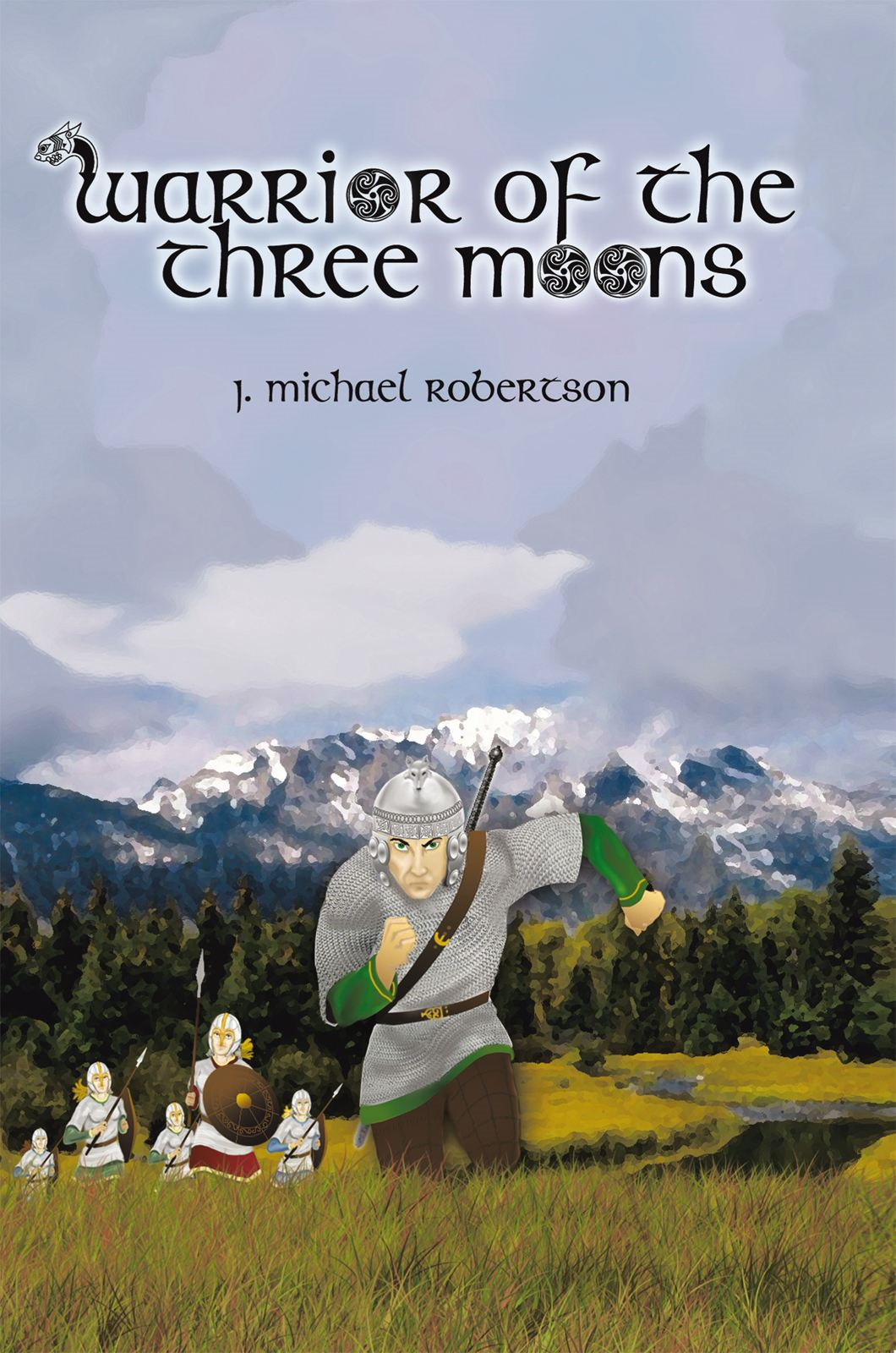 Warrior of the Three Moons By: J. Michael Robertson