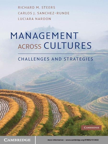 Management Across Cultures Challenges and Strategies