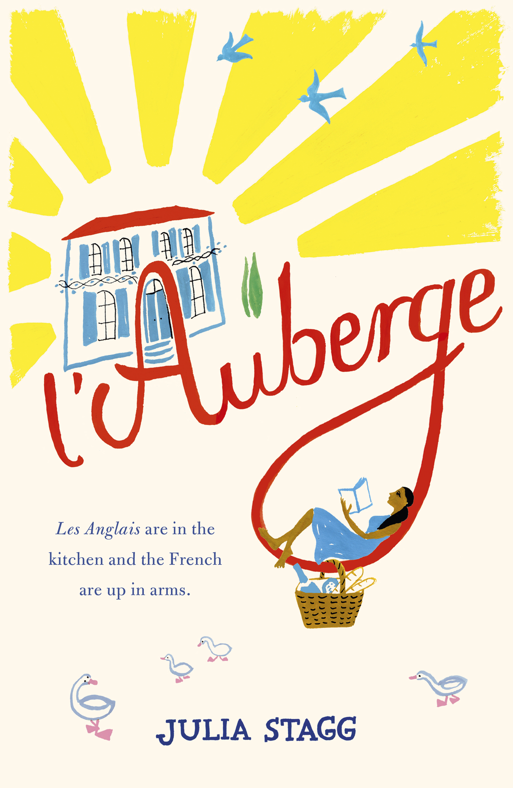 L'Auberge By: Julia Stagg
