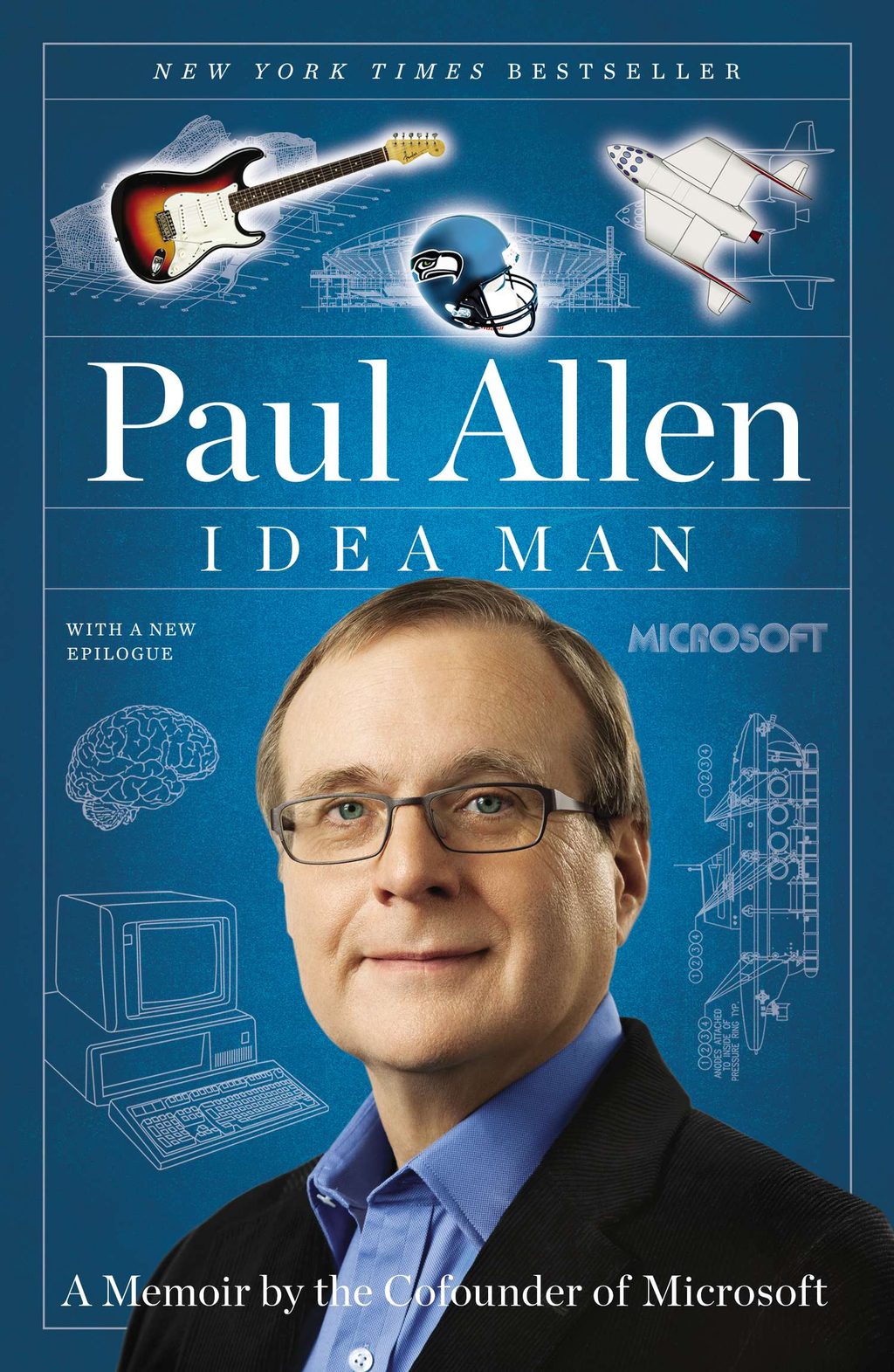 Idea Man By: Paul Allen