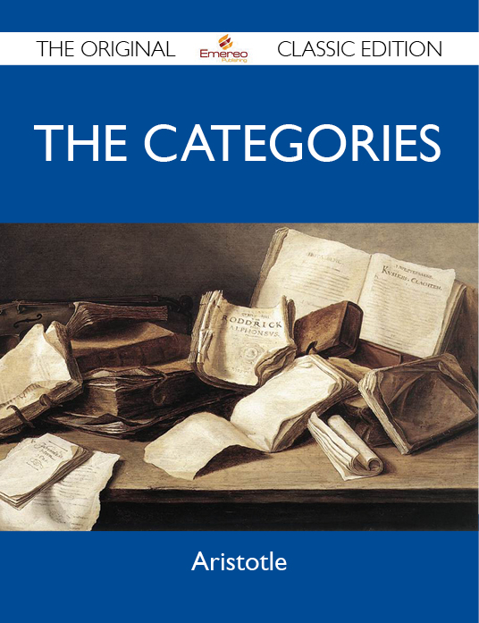The Categories - The Original Classic Edition