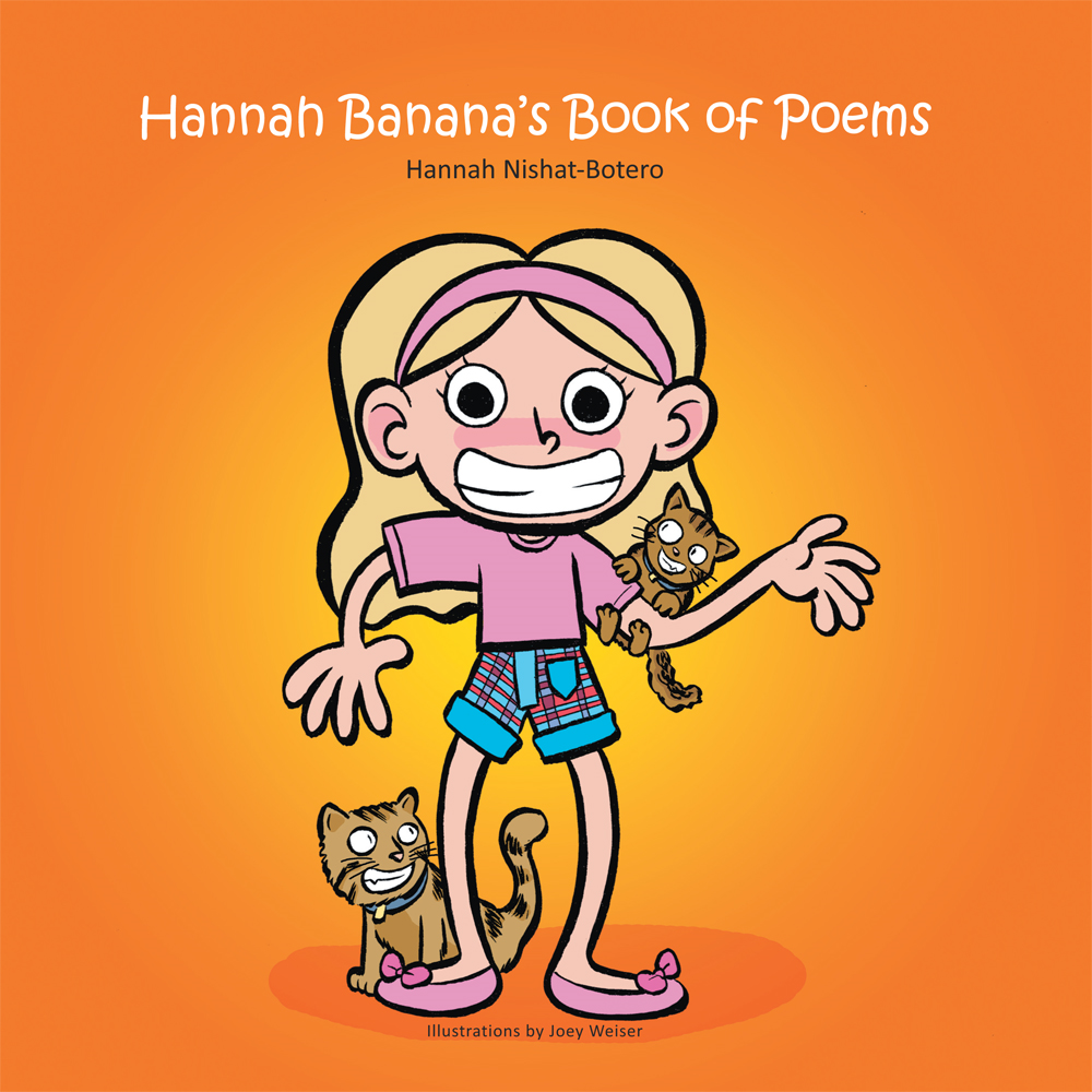 Hannah Banana's Book of Poems