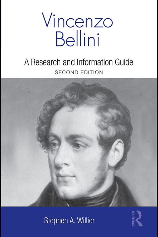 Vincenzo Bellini A Guide to Research