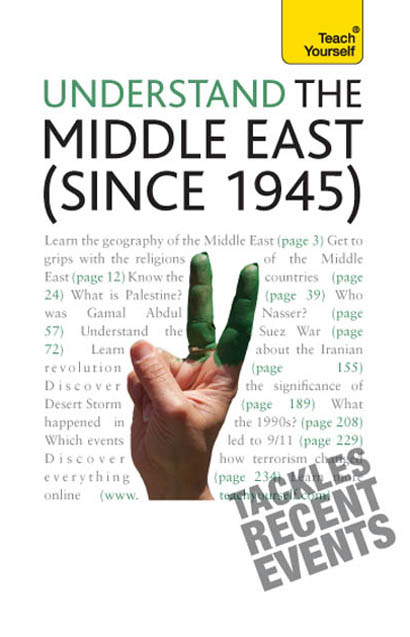 Understand the Middle East (since 1945)
