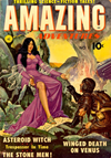Amazing Adventures - Asteroid Witch (thrilling Sci-Fi Comic Book From Golden Agefor Kobo)