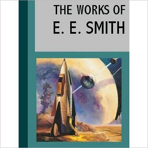 "Works of E. E. ""Doc"" Smith (8 books)"