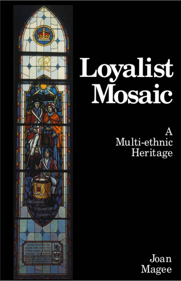 Loyalist Mosaic By: Joan Magee