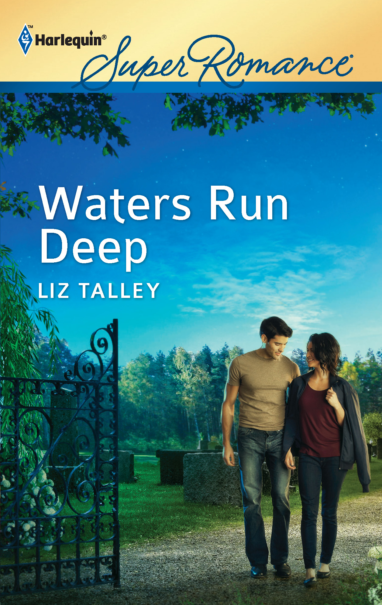 Waters Run Deep By: Liz Talley