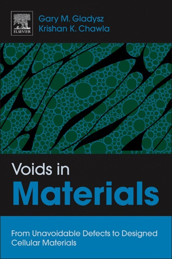 Voids in Materials From Unavoidable Defects to Designed Cellular Materials