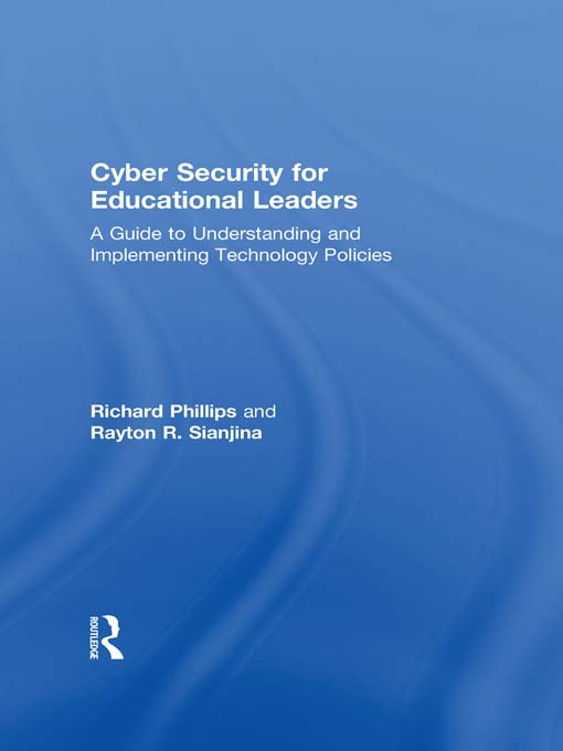 Cyber Security for Educational Leaders