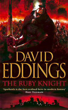 The Ruby Knight: Book Two of the Elenium