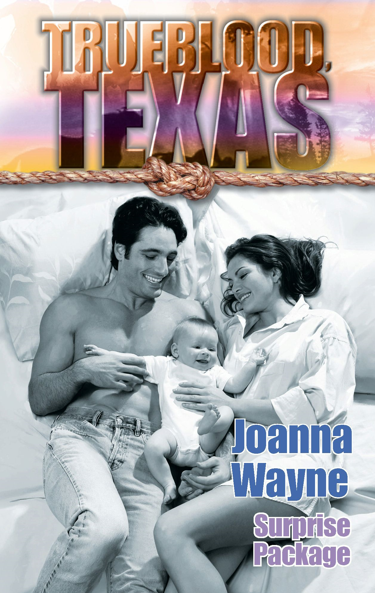 Surprise Package By: Joanna Wayne