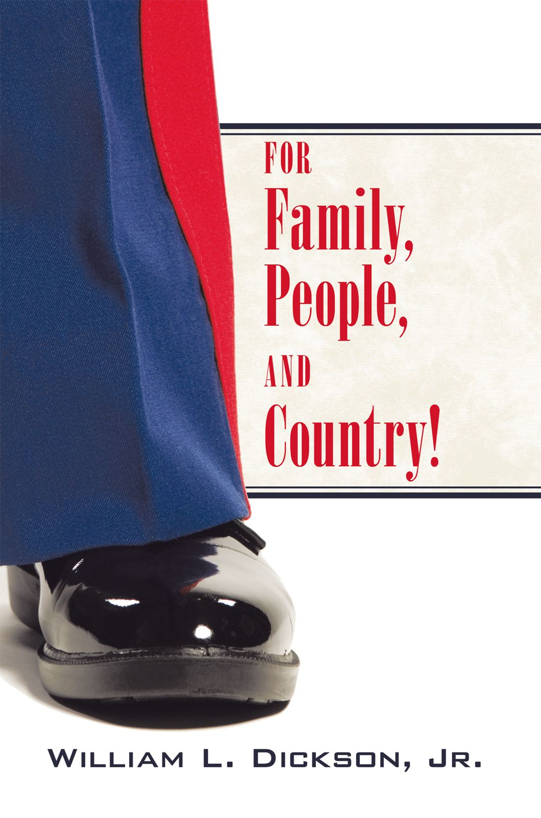 For Family, People, And Country!