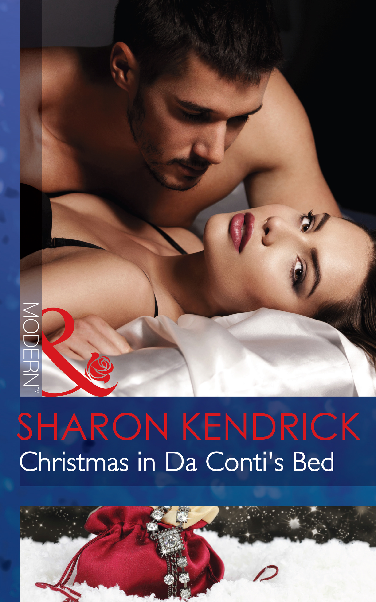 Christmas in Da Conti's Bed (Mills & Boon Modern)