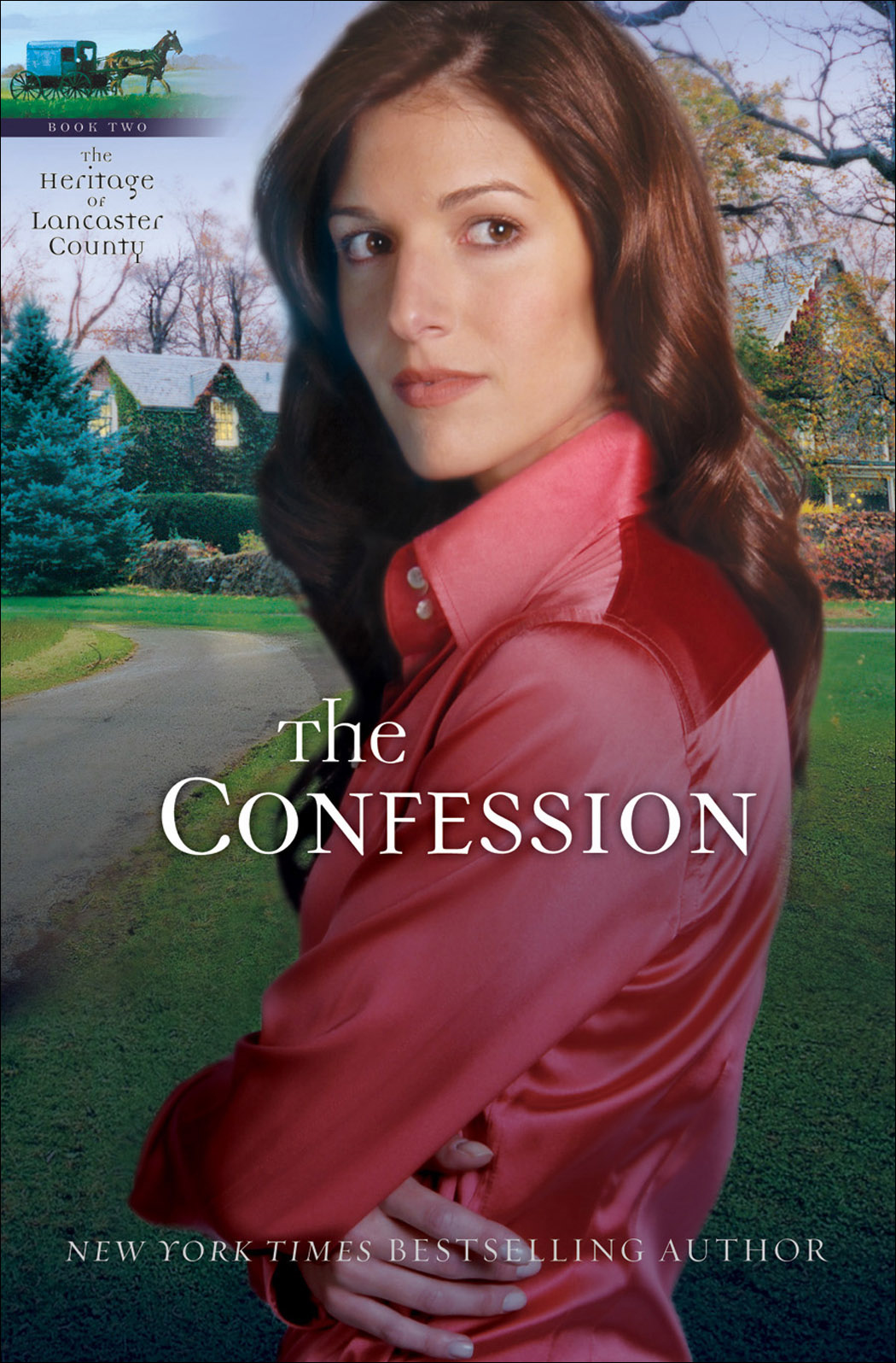 Confession, The (Heritage of Lancaster County Book #2)