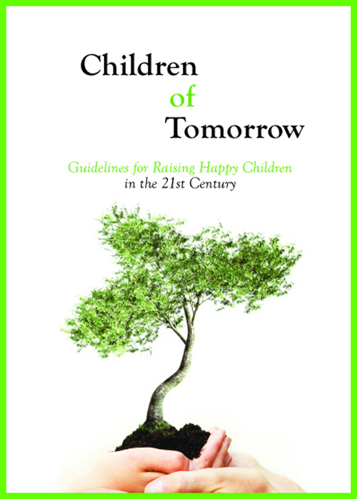 Children of Tomorrow By: Rav Michael Laitman