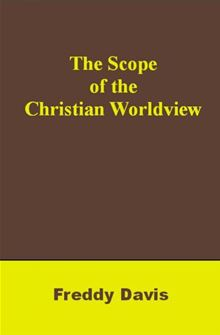 christian worldview paper 1 A world view or worldview is the christian worldview cognitive bias do christians have a worldview a paper examining the concept of worldview as it relates.