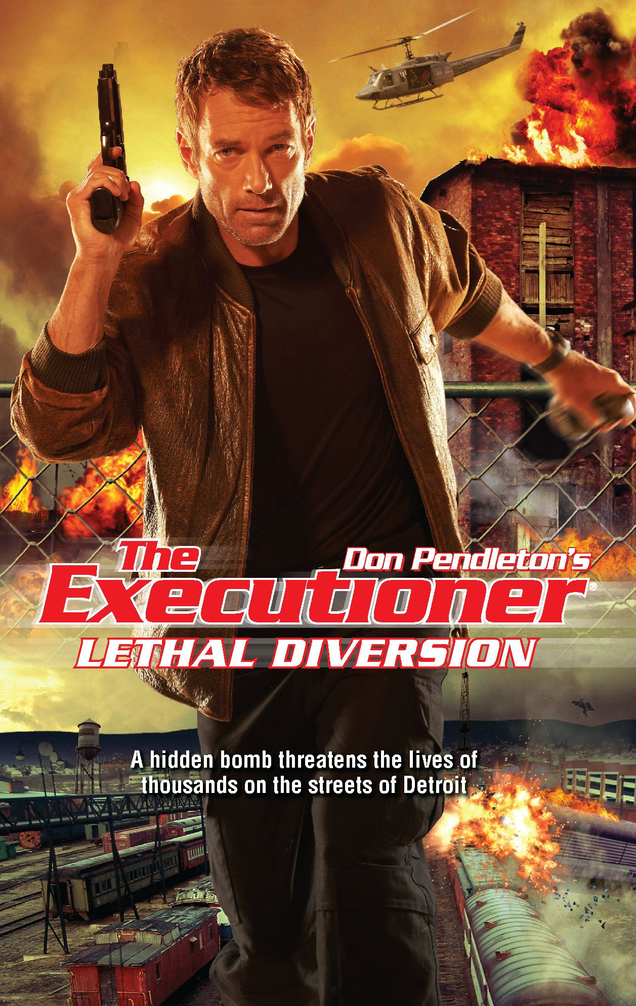 Lethal Diversion By: Don Pendleton
