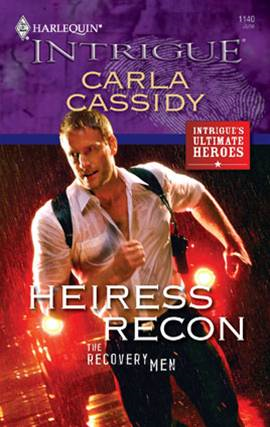Heiress Recon By: Carla Cassidy