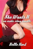 online magazine -  She Wants It: An Erotic Story Bundle