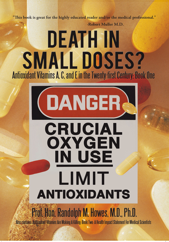 Death in Small Doses? : BOOKS 1 & 2