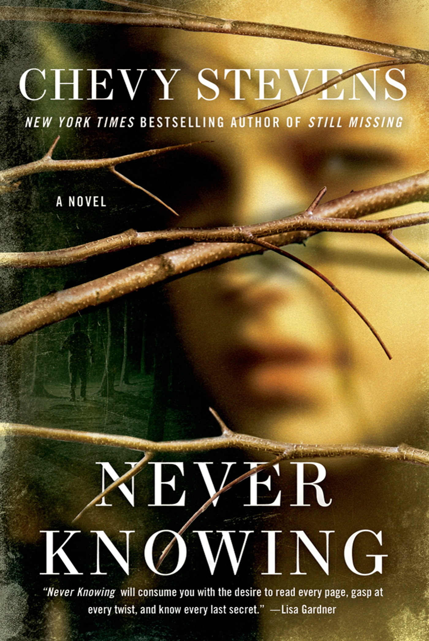 Never Knowing By: Chevy Stevens