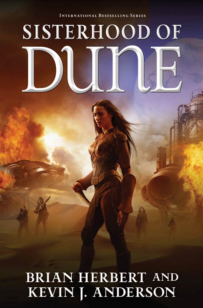 Sisterhood of Dune By: Brian Herbert,Kevin J. Anderson