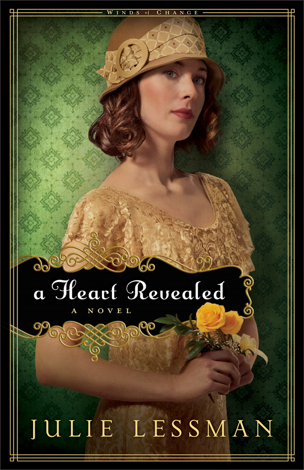 Heart Revealed, A (Winds of Change Book #2) By: Julie Lessman