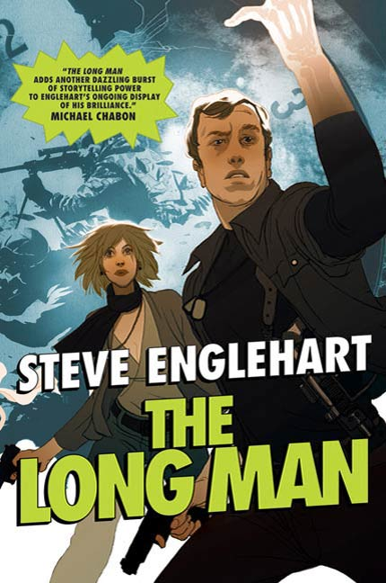 Cover Image: The Long Man