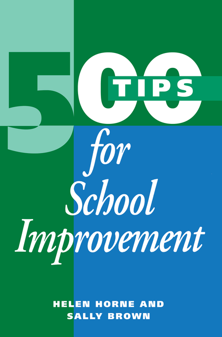 500 Tips for School Improvement