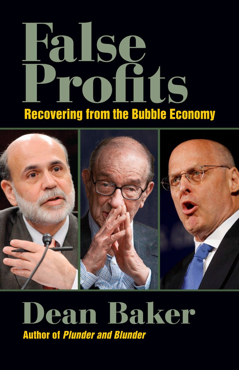 False Profits By: Dean Baker