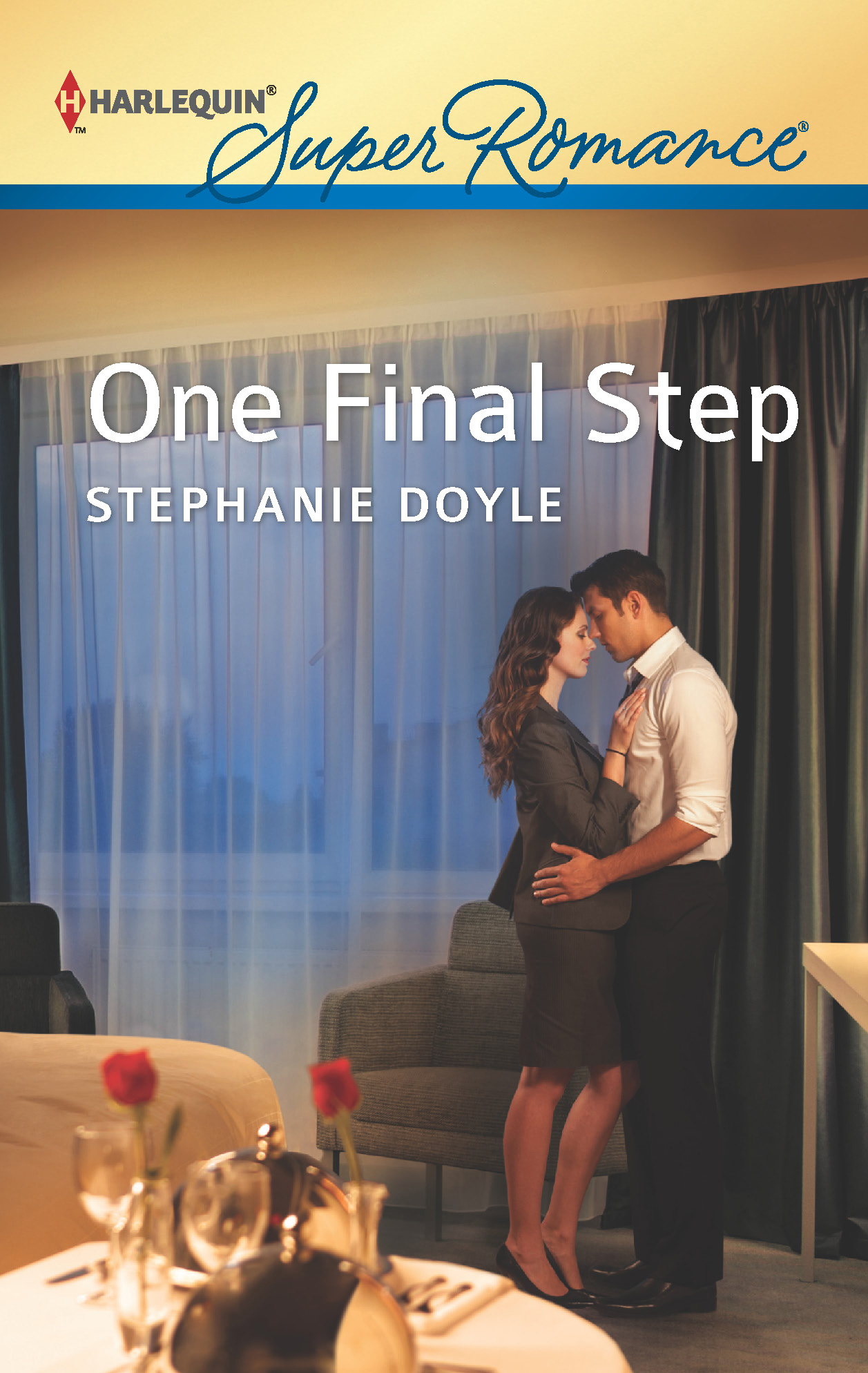 One Final Step By: Stephanie Doyle