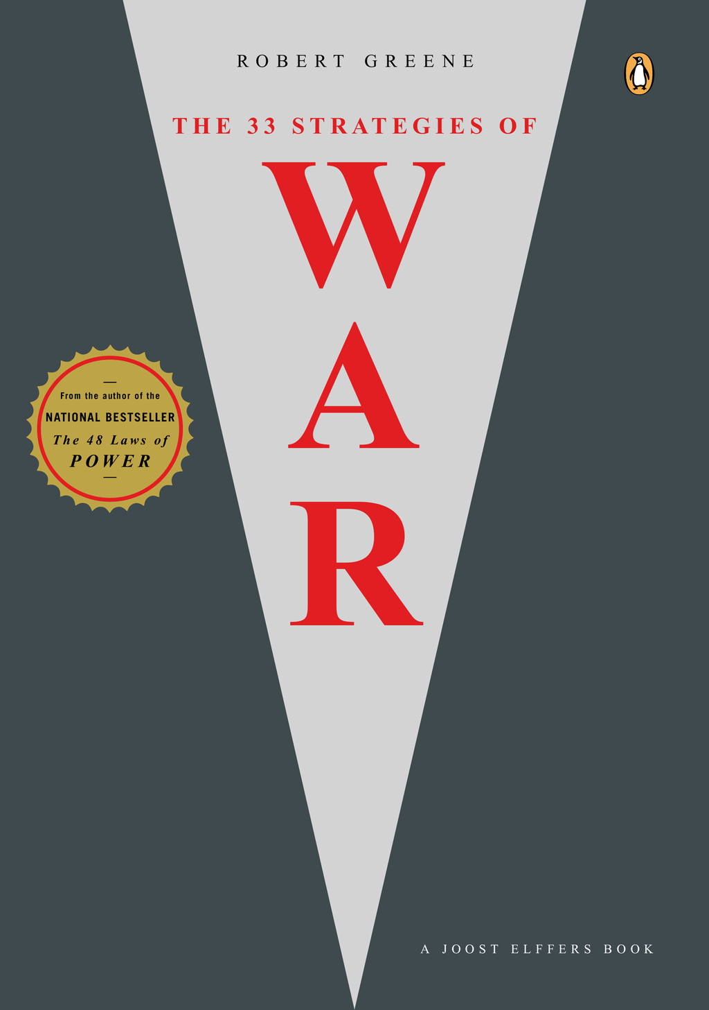 The 33 Strategies of War By: Robert Greene