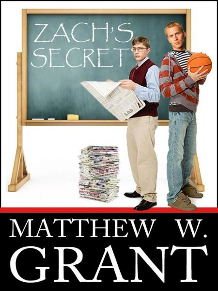 Zach's Secret (M/M Gay Romance Coming Out)