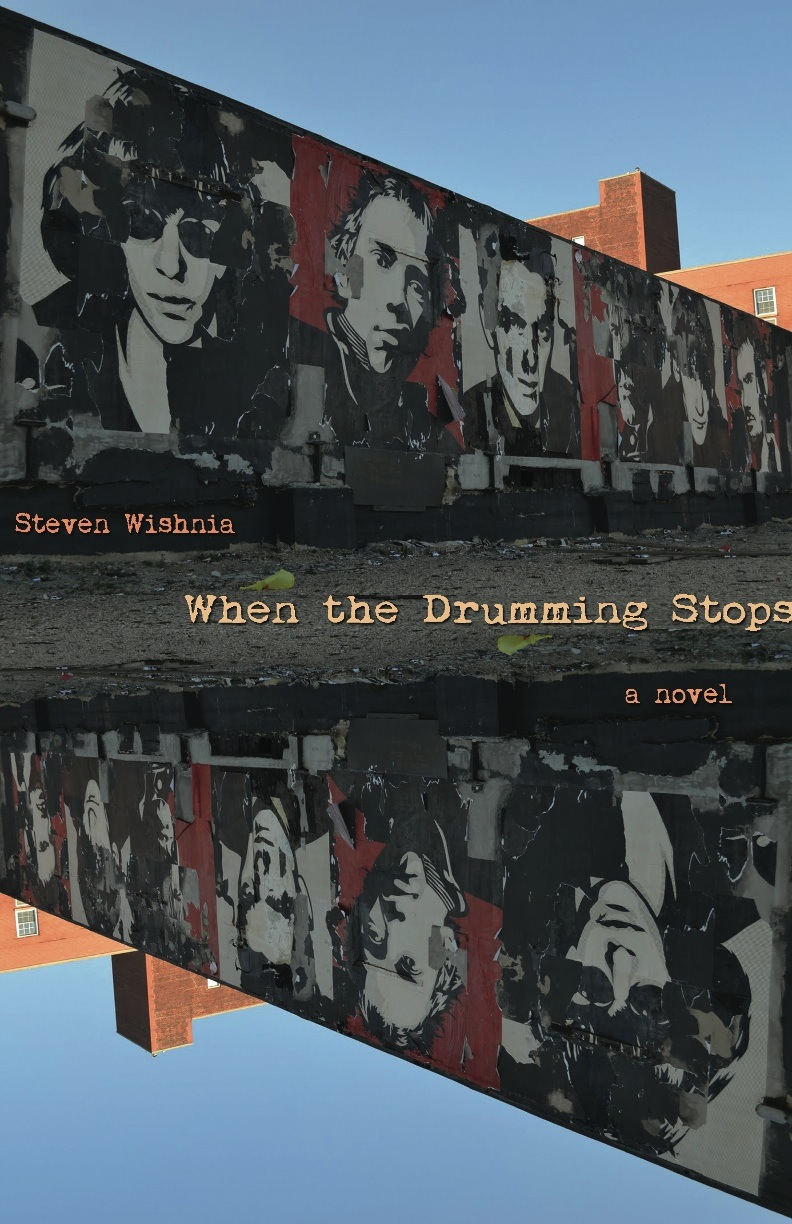 When the Drumming Stops By: Steven Wishnia