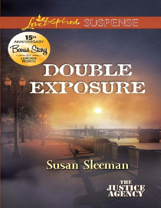 Double Exposure (Mills & Boon Love Inspired Suspense) (The Justice Agency - Book 1)